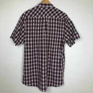 Quiksilver Shirts - Quiksilver Short Sleeve Button Down Size XXL
